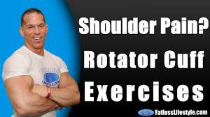Pain In Shoulder When Bench Pressing Rotator Cuff Exercises To Stop Shoulder Pain From Bench Press