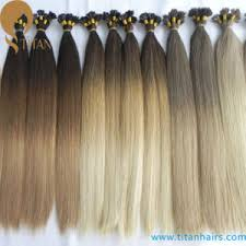keratin tip extensions china best ombre color keratin u tip hair extension china