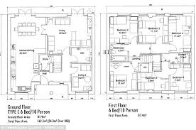 six bedroom floor plans jobless of 11 to get 6 bed eco house after