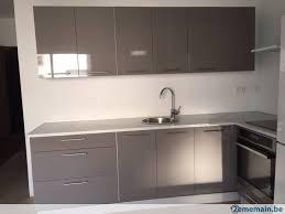 meubles de cuisine meuble de cuisine laquee brillant 4 elements neuve a vendre