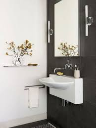 wall mounted bathroom sinks corner shower stalls for small