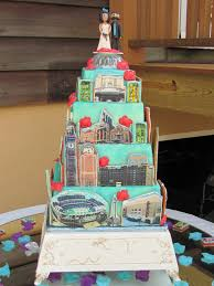 baltimore skyline wedding cake a photo on flickriver