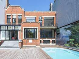 contemporary architecture contemporary chic art deco architecture residence in brussels