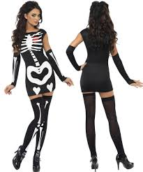 Halloween Skeleton Cut Out by Fever Skeleton Halloween Fancy Dress Costumes Free