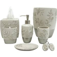 Brown Bathroom Accessories by Of Bathroom Accessories Sets Canada And Amazing Small Marble