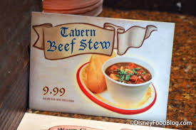 review new tavern beef stew at gaston u0027s tavern in disney world u0027s