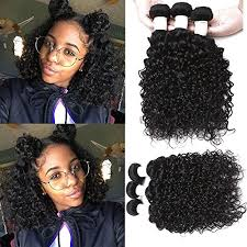 wet and wavy sew in hair care shuangya hair 7a grade malaysian virgin hair wet and wavy https