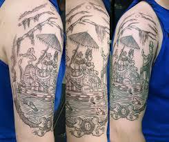 tattoo by duke riley east river tattoo river tattoo and duke