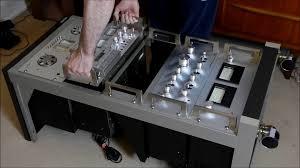 Audio Video Rack Systems Vintage Pioneer Ja R2s Spec Audio Rack Instalation Youtube