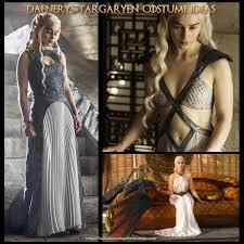 khaleesi costume daenerys targaryen costumes ideas for women