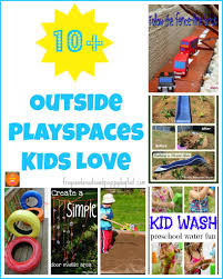 ultimate outside playspaces for kids fspdt