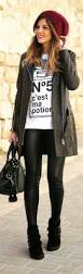 Real Leather Leggings Best 25 Faux Leather Leggings Ideas Only On Pinterest Leather