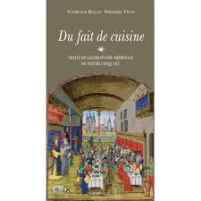 cuisine fait du fait de cuisine traité de gastronomie médiévale de maître