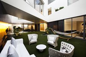 lifestyle home design luxury houses with garden and patios