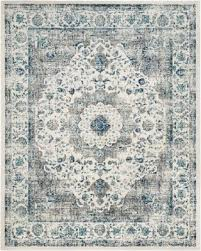 Light Gray Area Rug Unique Amazing Deal On Safavieh Evoke Gray Blue Area Rug Evk220d