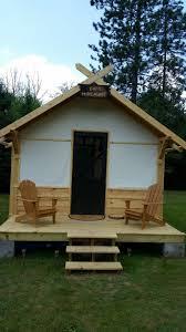 tent cabin tent cabin rental wheel inn crivitz wi