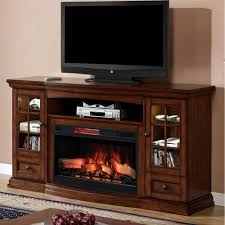seagate infrared electric fireplace entertainment center in