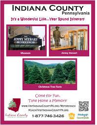 it u0027s a wonderful life u201d u2026 year round itinerary u2014 indiana county