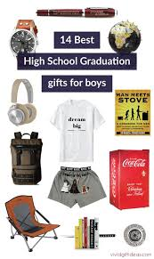 14 high school graduation gift ideas for boys high school