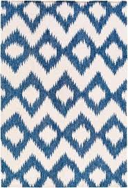 Cream And Blue Rug 31 Best Blue Rugs Images On Pinterest Blue Rugs Hand Weaving