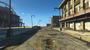 Fallout 3 Full Map Fallout 4 New Mod Aims To Recreate Entire New Vegas Map