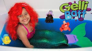 Princess Ariel Halloween Costume Halloween Costume Disney Princess Ariel Dress Gelli Baff