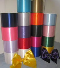 wide satin ribbon wide ribbons ribbon cutting scissors grand opening supplies thick