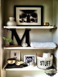 bathroom shelves decorating ideas modern floating shelf ideas wall design bathroom shelves decor