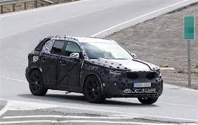 volvo hatchback interior 2019 volvo xc40 spied testing reveals its interior autoevolution