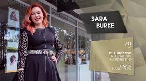 the hairdresser sara u0027s story australian training awards