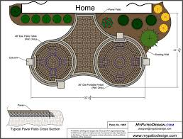 Firepit Plans Patio Pits Patio Designs With Pit Plans Back Yard