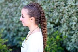 dragon braid hairstyles for girls styles pinterest