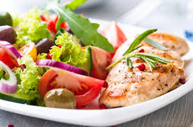 what is a healthy daily caloric intake with pictures