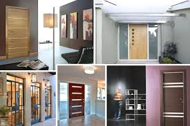 Modern Front Door Designs by Contemporary Door Designs For Residence Home Design Ideas