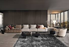Minotti Home Design Products Corner Minotti Elle Decor Italia