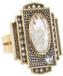 trendy diamond rings art deco ring moritz glik s s2012 liberty