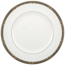 amazon com lenox vintage jewel platinum banded bone china 5