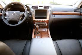 lexus ls interior lexus ls460 interior quality