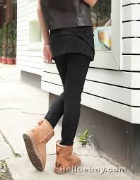 womens black ankle ugg boots mini boots