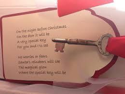 santa key the nifty thrifty family magical santa key
