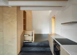 Plywood Design Birch Plywood Was Used To This Limited Budget Renovation Of The