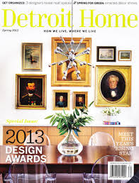 Home Design Magazine Covers by In The Press Huntington Woods Interior Designer Bloomfield