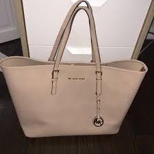 light brown mk purse 37 off michael kors bags light pink mk bag poshmark