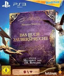 harry potter zaubersprüche buch move wonderbook buch der zaubersprüche starter pack ps 3 74 99 eu