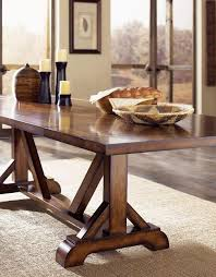 what is a trestle table 17 elegant classic trestle tables