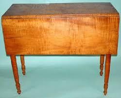 Vintage Drop Leaf Table Comollo Antiques U0026 Fine Art Manchester Vermont Sold Furniture