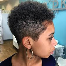 how long should hair be for undercut 40 cute tapered natural hairstyles for afro hair