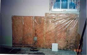 Insulating Existing Interior Walls No Vapor Retarders On Interior Side Of Air Permeable Foundation