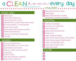 printable calendar home organization find your favorite printable cleaning schedule my diy envy