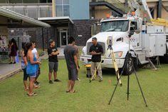 hawaii electric light company hawaii electric light at the hawaii community college fair learn
